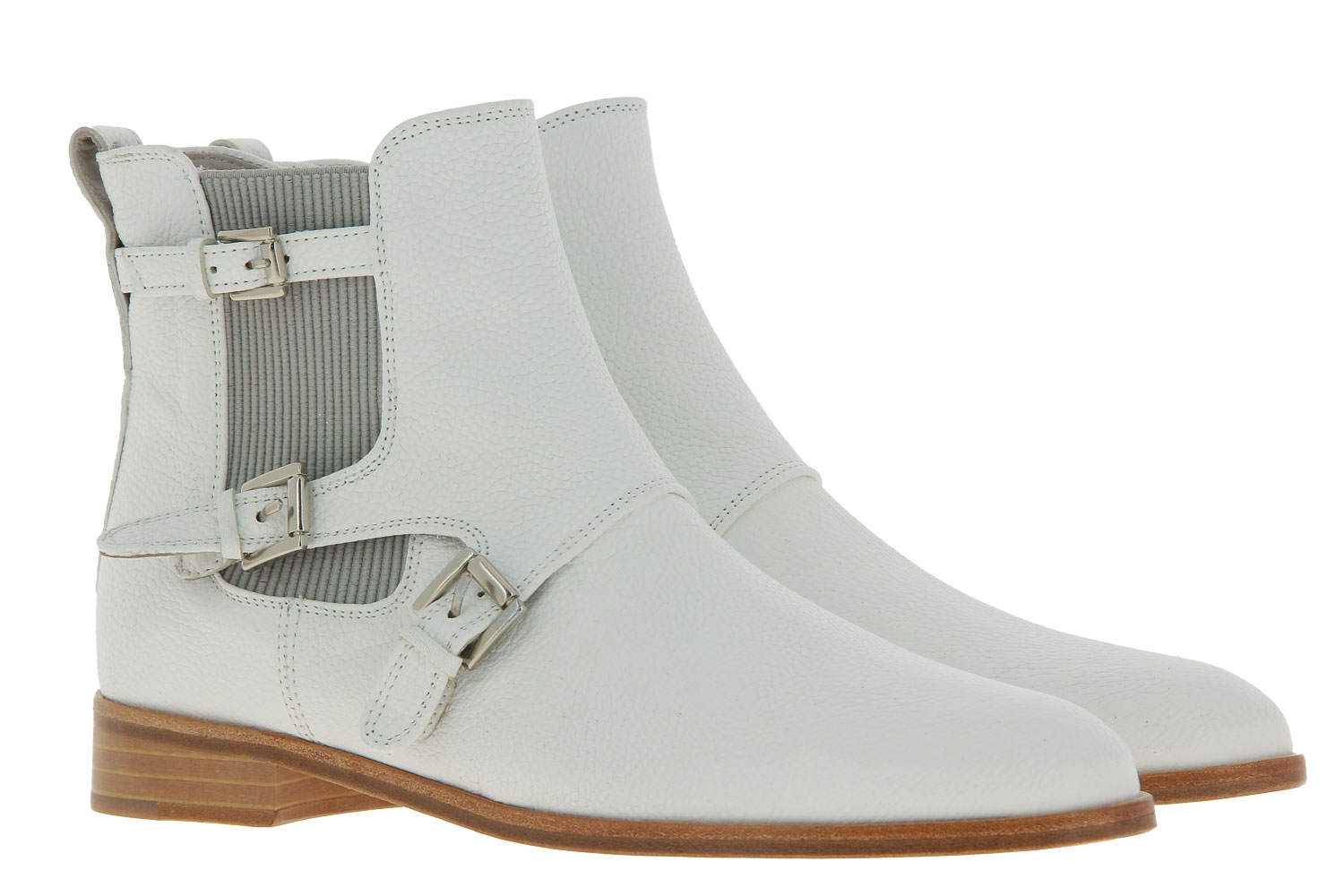 Pertini ankle boots CHESTER WHITE