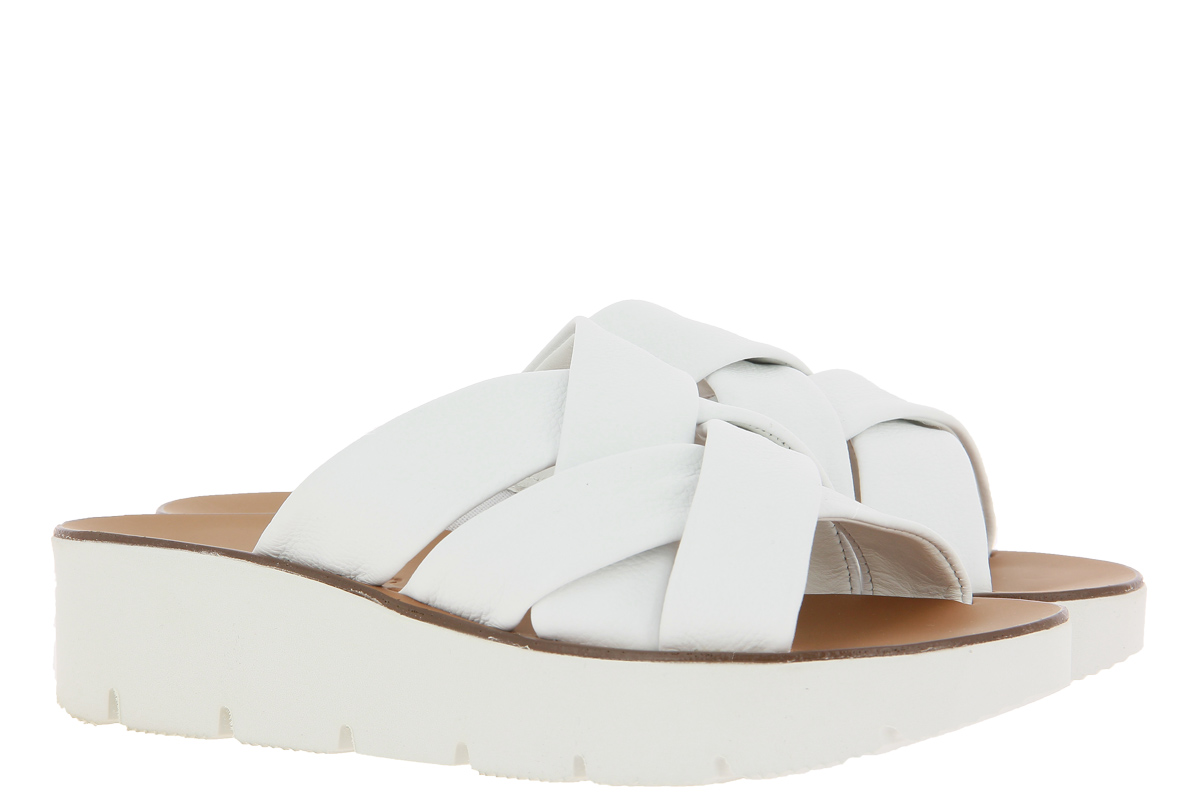Paul Green mules MASTERCALF BASIC WHITE