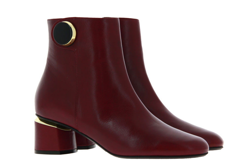 Zocal ankle boots NAPPA CHERRY