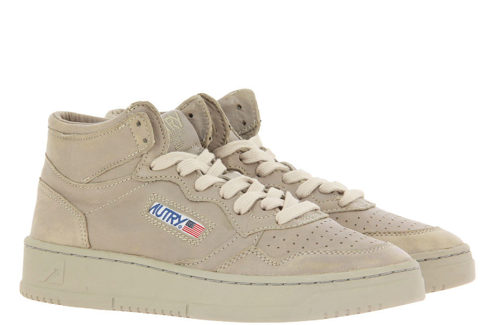 Autry sneaker MID WOMAN SOLID GOAT TAUPE
