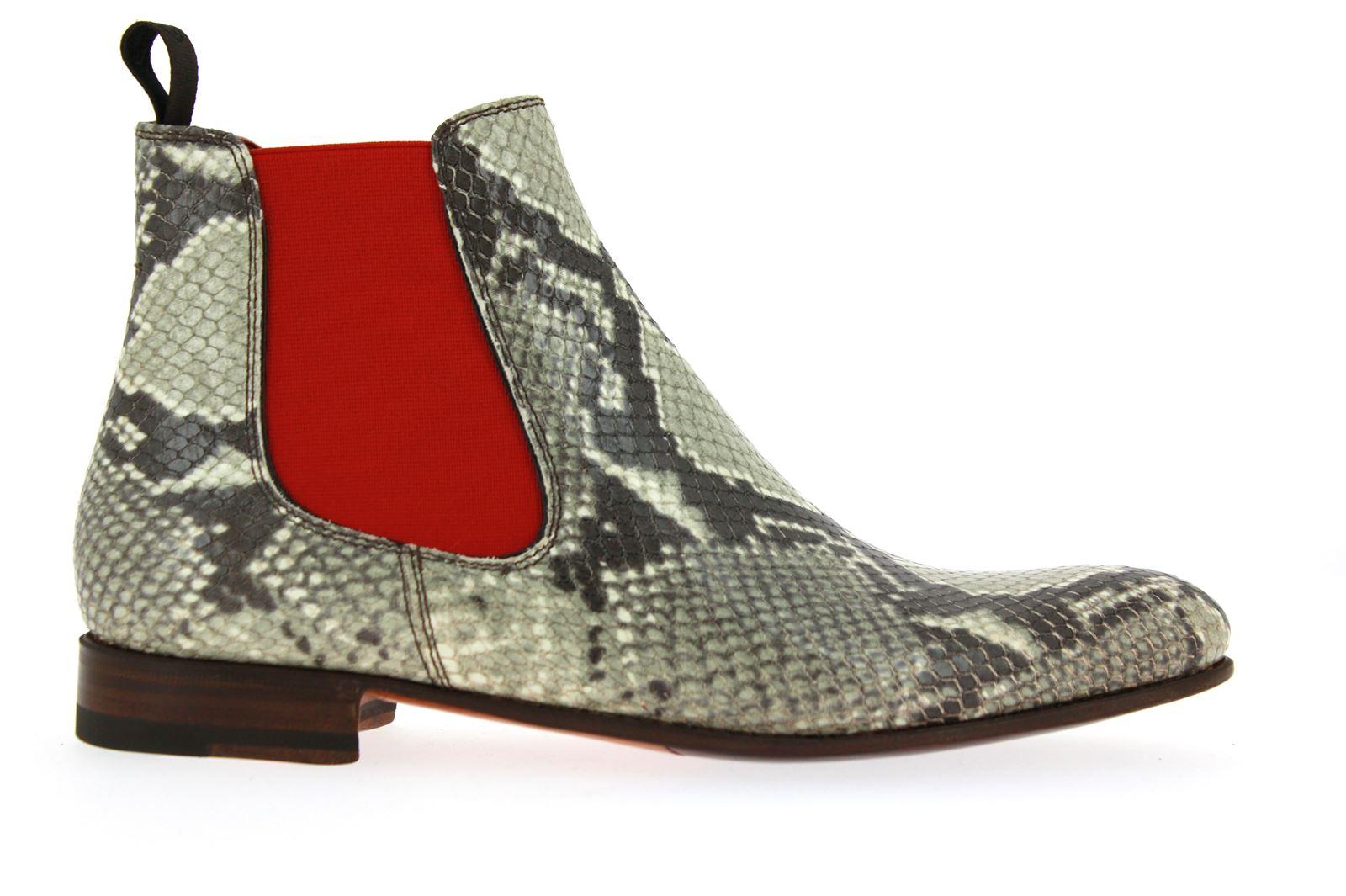 Benson's Chelsea boot PITONE PRINT ROCCIA