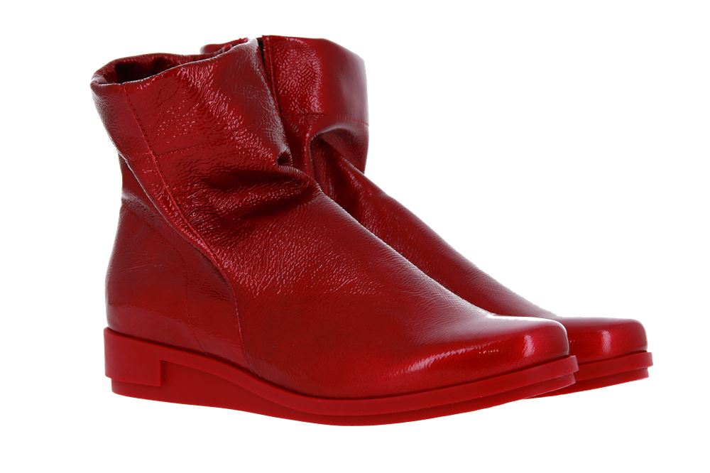 Arche ankle boots DAYKAM LACK OPERA FORMULA ROUGE