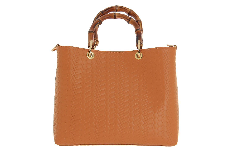 Carol J. handbag RUGA CALF CAMEL