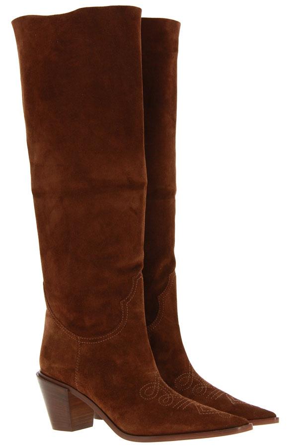 Casadei Texan-boots RENNA SELLA