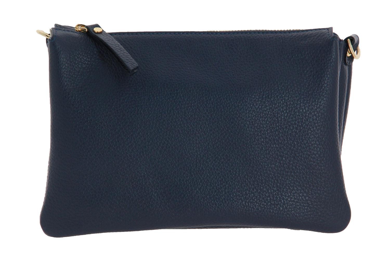 Carol J. shoulder bag DOLLARO CALF BLUE