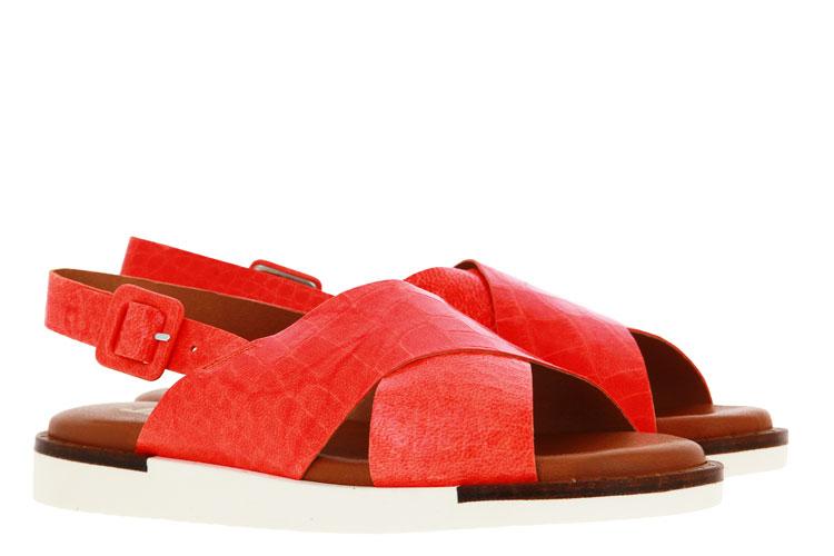 JH2 sandals ORANGE CANYON PEG.