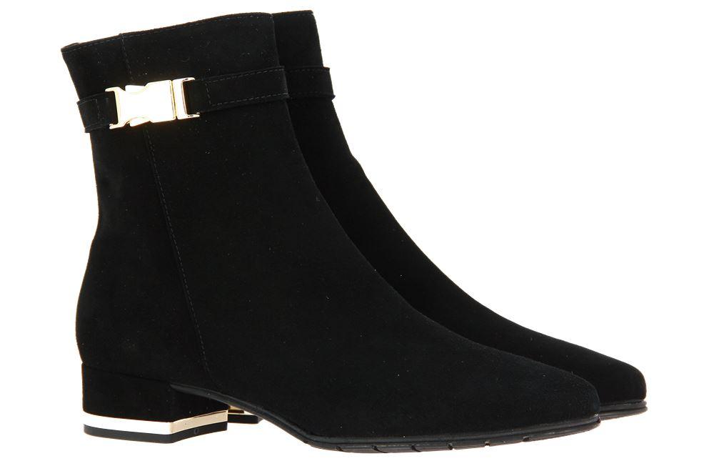Brunate ankle boots PIA CAMOSCIO NERO