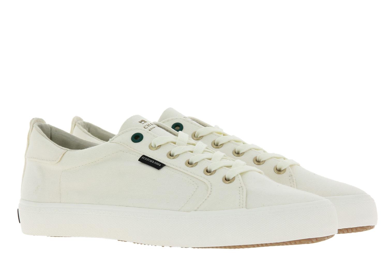 Scotch & Soda sneaker ABRA CANVAS OFF WHITE