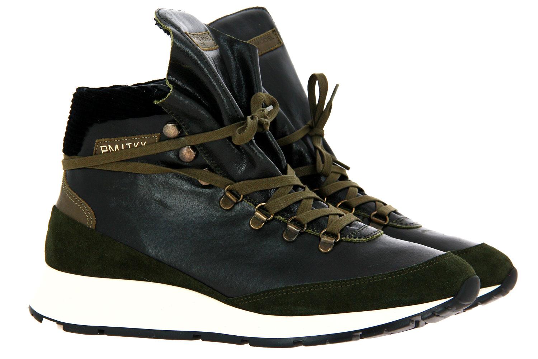 Philippe Model sneaker VEAU WEST MILITAIRE