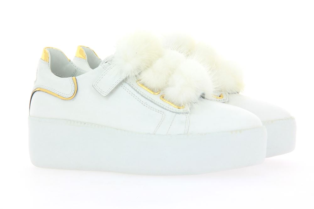 Just Another Copy sneaker POP CANDY LOW WHITE