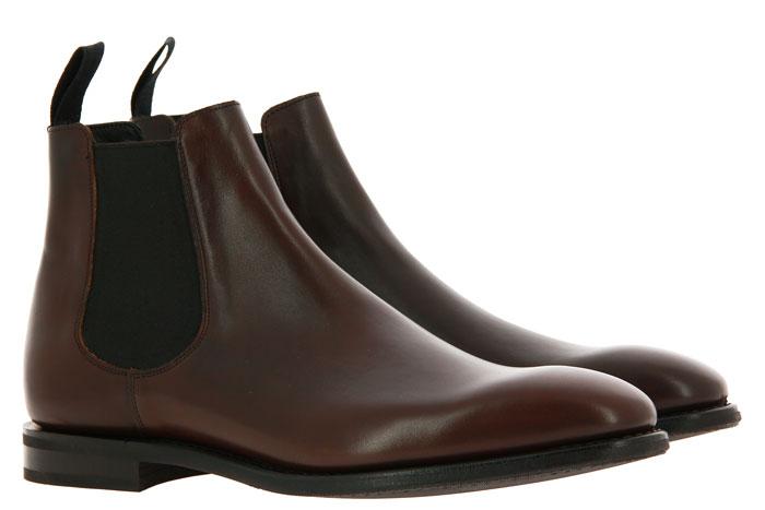 Church's boots PRENTON NATURAL CALF EBONY