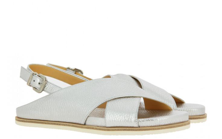 Truman's sandals LAMINATO ARGENTO