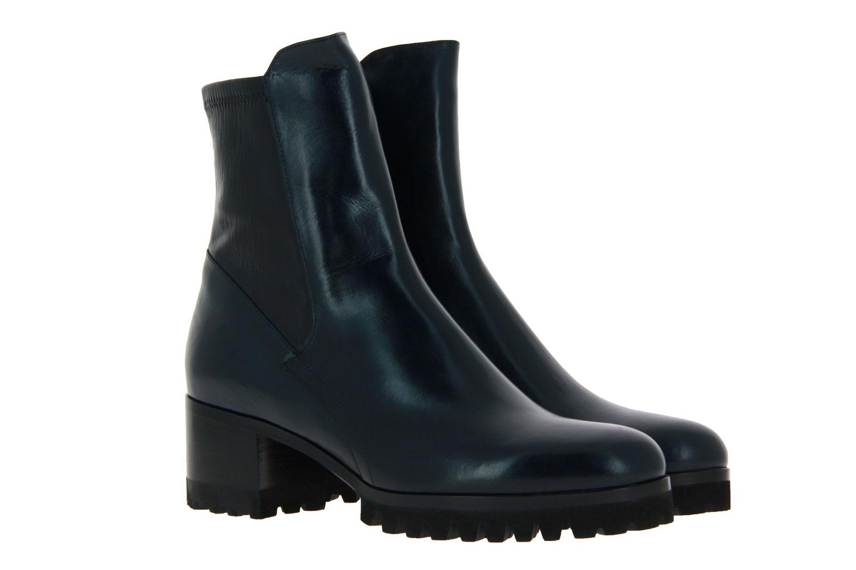 Truman's ankle boots VITELLO BLU NAPPA STRETCH