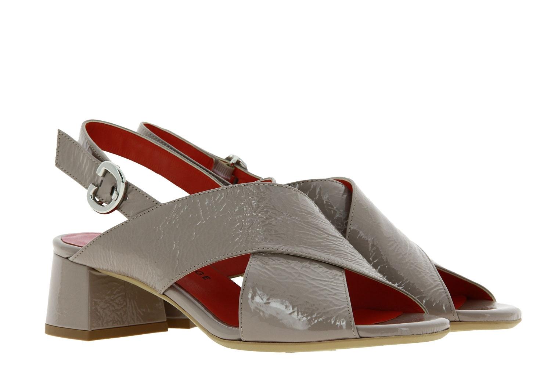Pas de rouge sandals FLEUR URANO AVENA