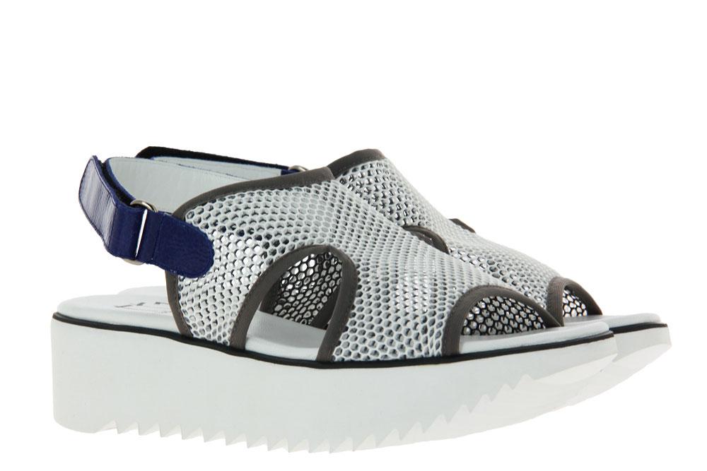 Thierry Rabotin sandals ELA LUZ WHITE