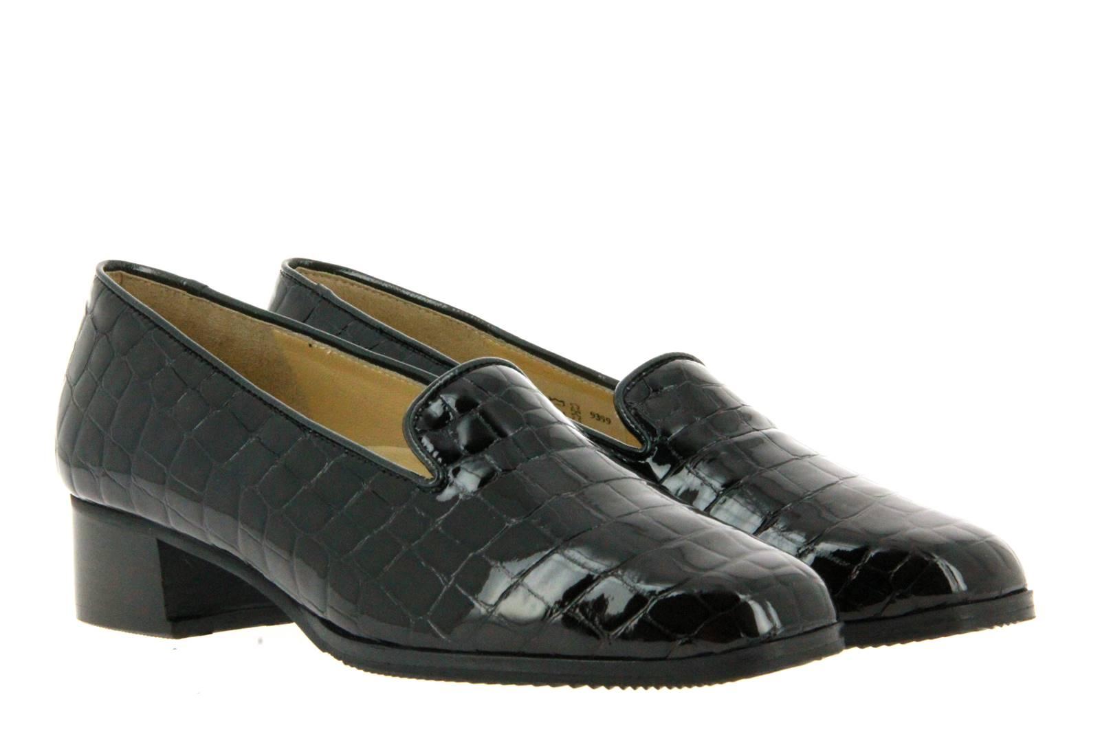 Brunate slipper ZOE APACHE LAPIS SAFFI LAPIS