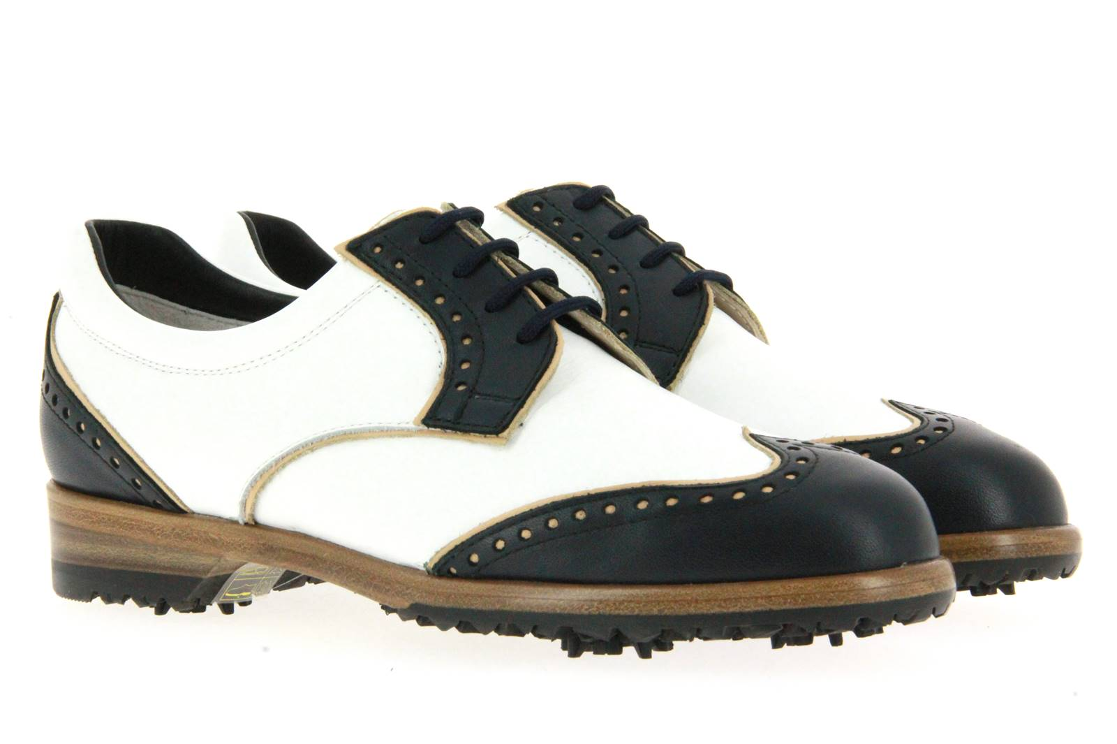 Tee Golf Shoes women's - golf shoe SALLY BLU BIANCO