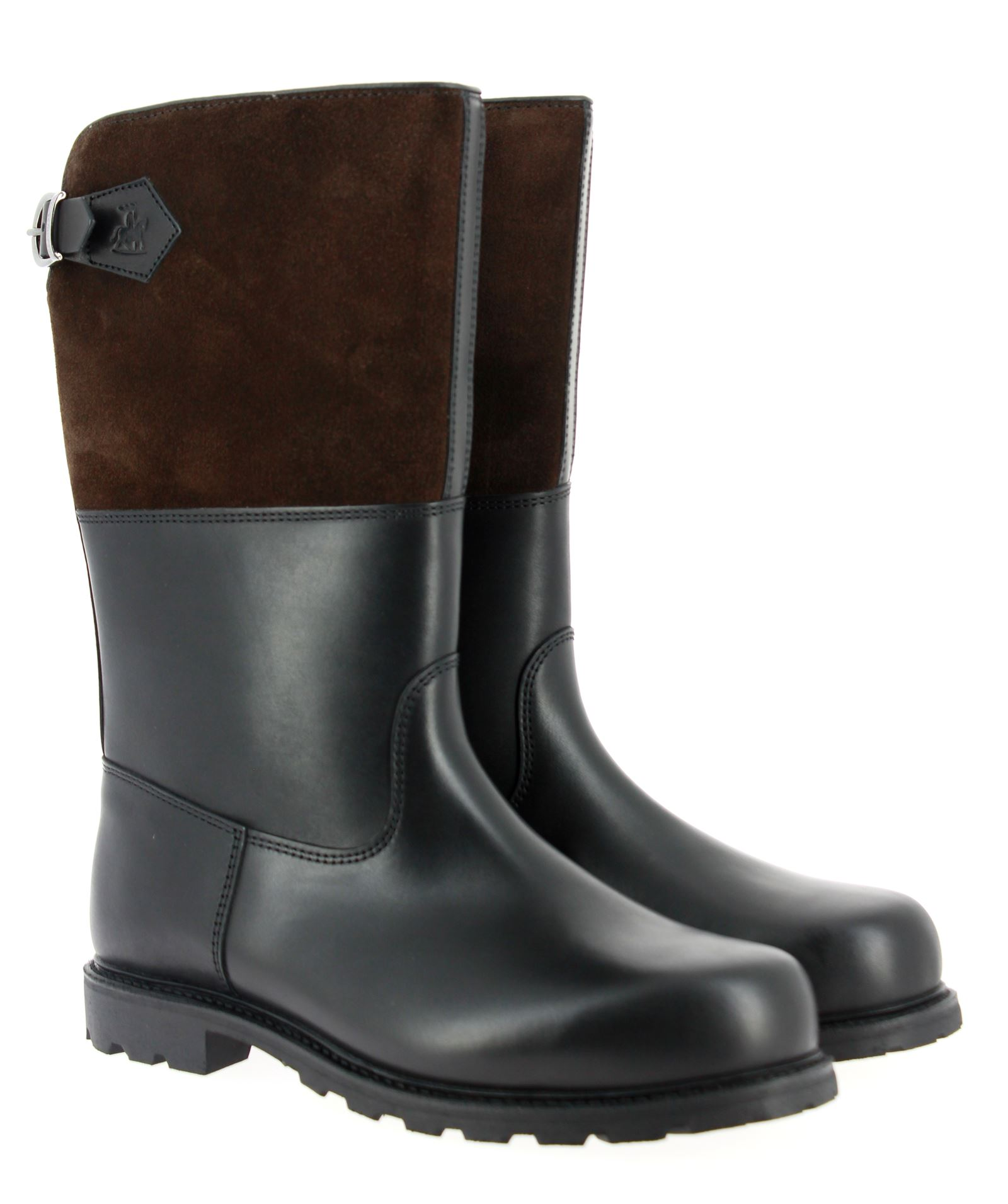 Ludwig Reiter Boot MARONIBRATER BLACK BROWN