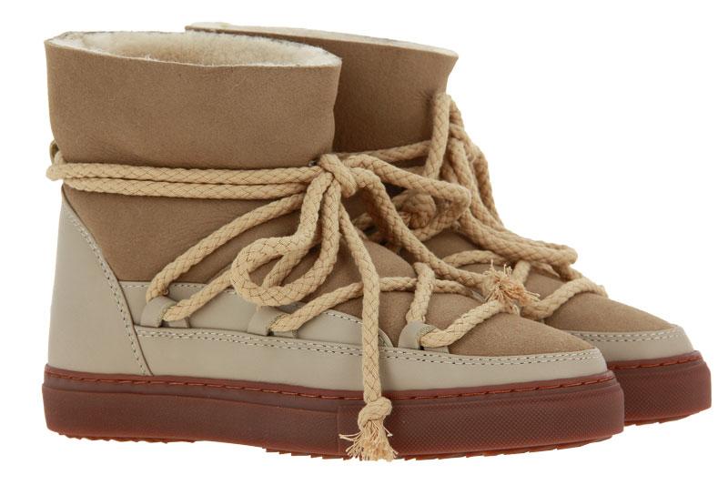 INUIKII boots lined CLASSIC BEIGE