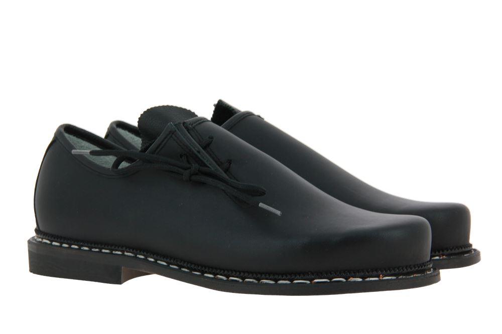 Meindl traditional shoe 85 M LEDERSOHLE SCHWARZ