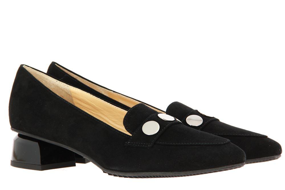 Brunate loafer BIBA CAMOSCIO NERO