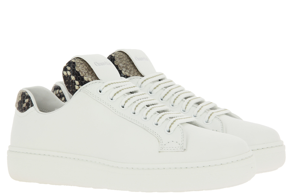 Church's Sneaker BOLAND WOMAN WHITE PITONE PRINT