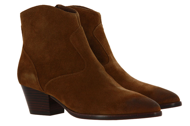 ASH ankle boots HEIDI BIS RUSSET