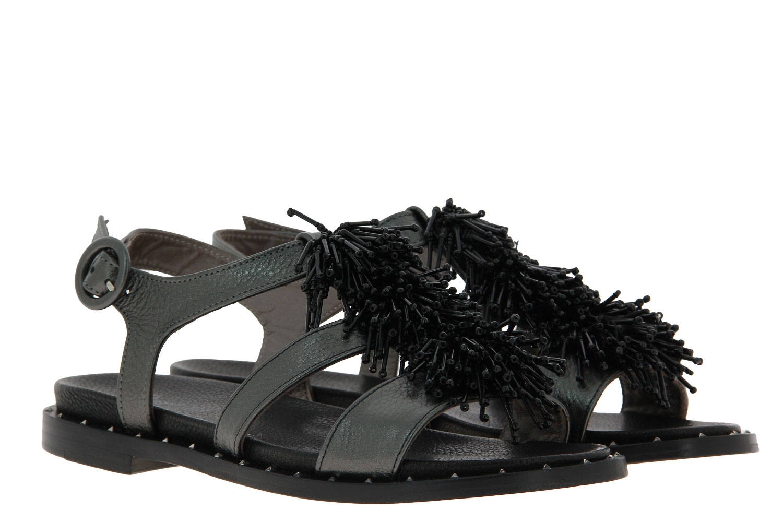 Pertini sandals FAMELE ASPHALTO