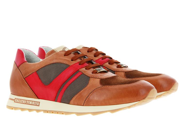 Galizio Torresi sneaker FOULARD SETA NOCCIO