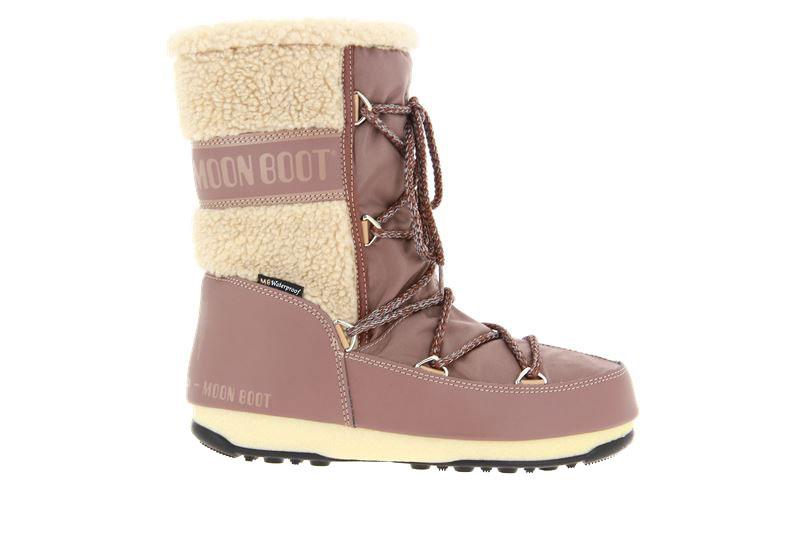 Moon Boot snow boots MONACO WOOL MID MUD