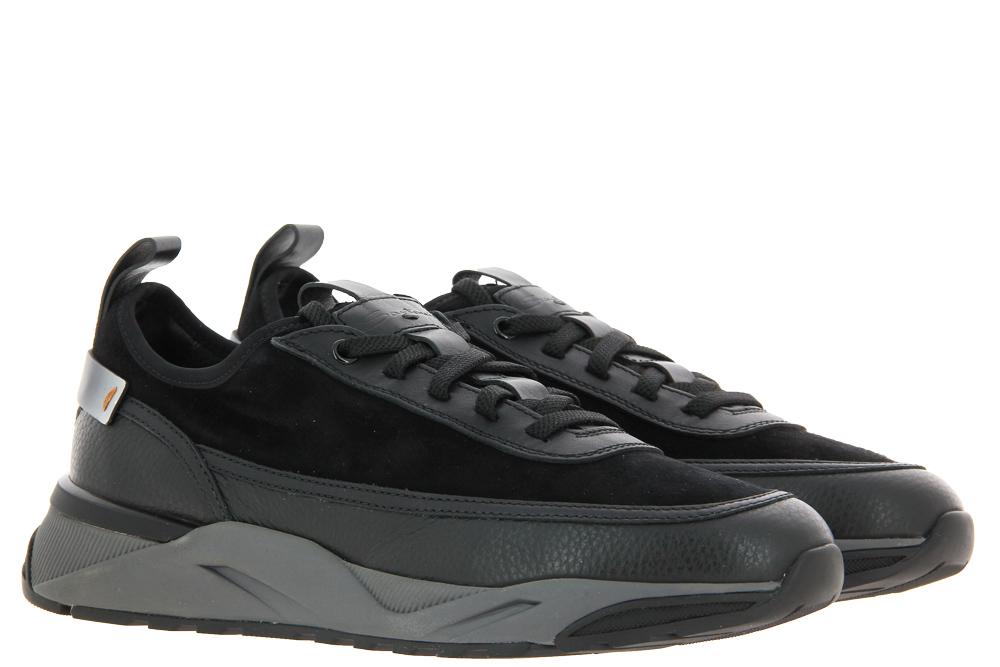 Santoni sneaker INNOVA BLACK