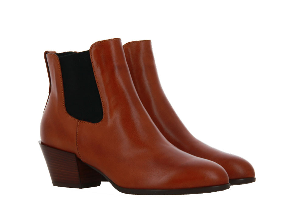 Hogan ankle boots MEDIO CUOIO PELL