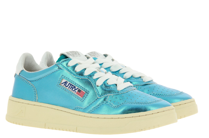Autry sneaker LOW WOMAN LAMINATO SHELL