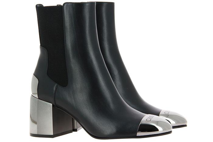 Casadei ankle boots LOVECALF NERO