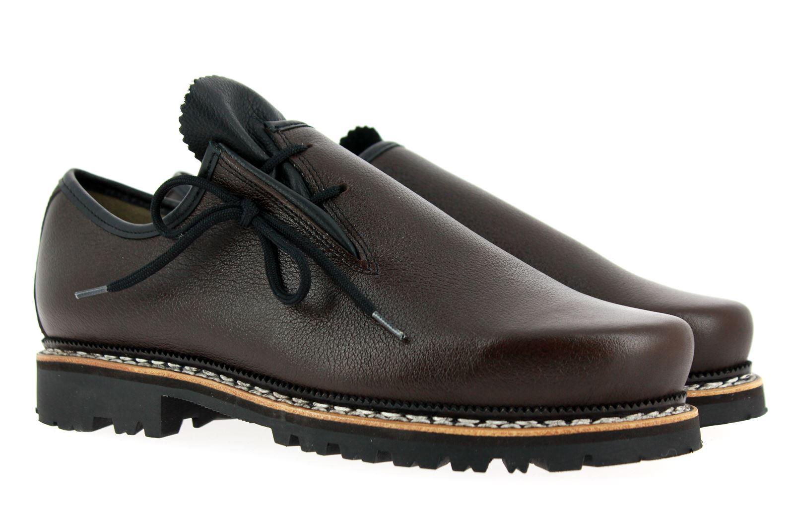 Meindl Traditional Shoe MURNAU SOFT CALF BROWN