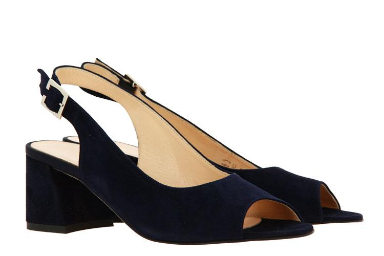 Brunate sandals FLEX CAMOSCIO BLU
