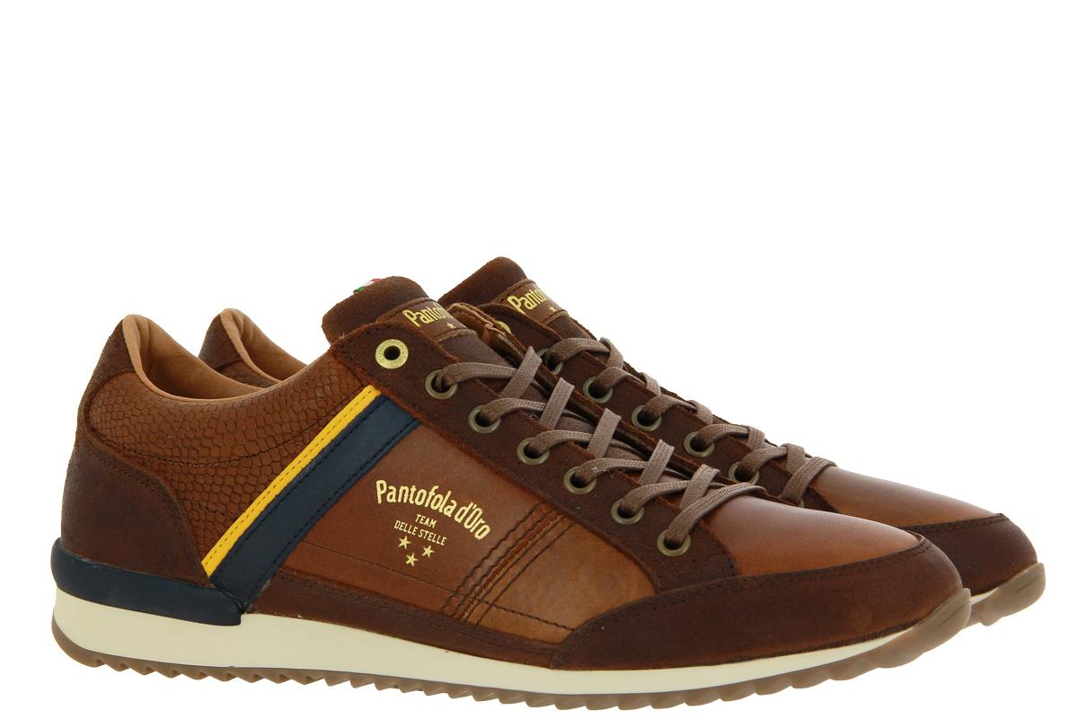 Pantofola d'Oro sneaker MATERA UOMO LOW TORTOISE SHELL