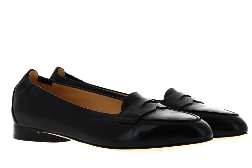 Truman's loafer NAPPA BLU SCURO