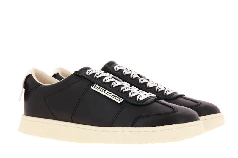 MOA Master of Arts sneaker DISNEY SOFT NAPPA LEATHER BLACK