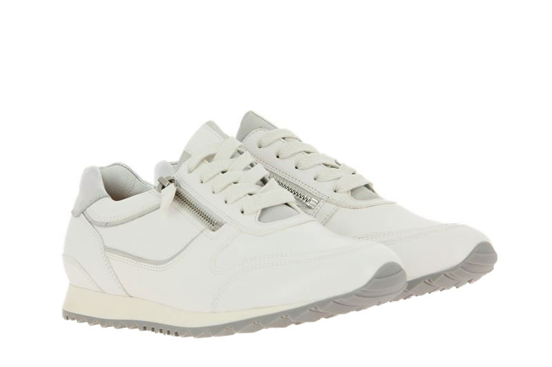Hassia sneaker BARCELONA H-WEITE SOFTNAPPA MILK/OFFWHITE