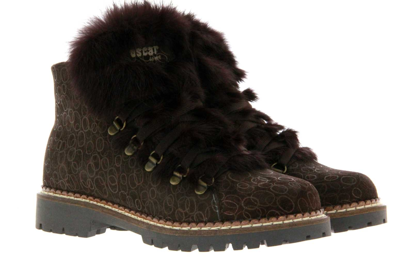 Oscar Sport lace-up boots B-600-GU T.MORO
