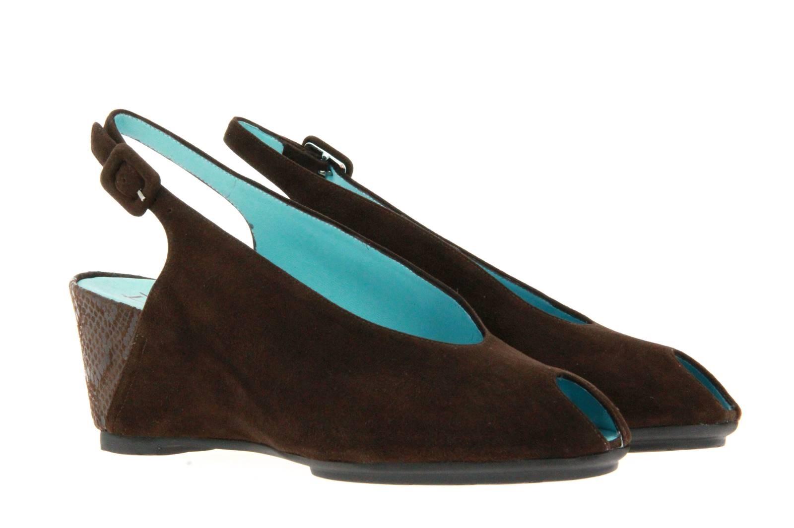 Thierry Rabotin sandal CAMOSCIO CHOCOLATE