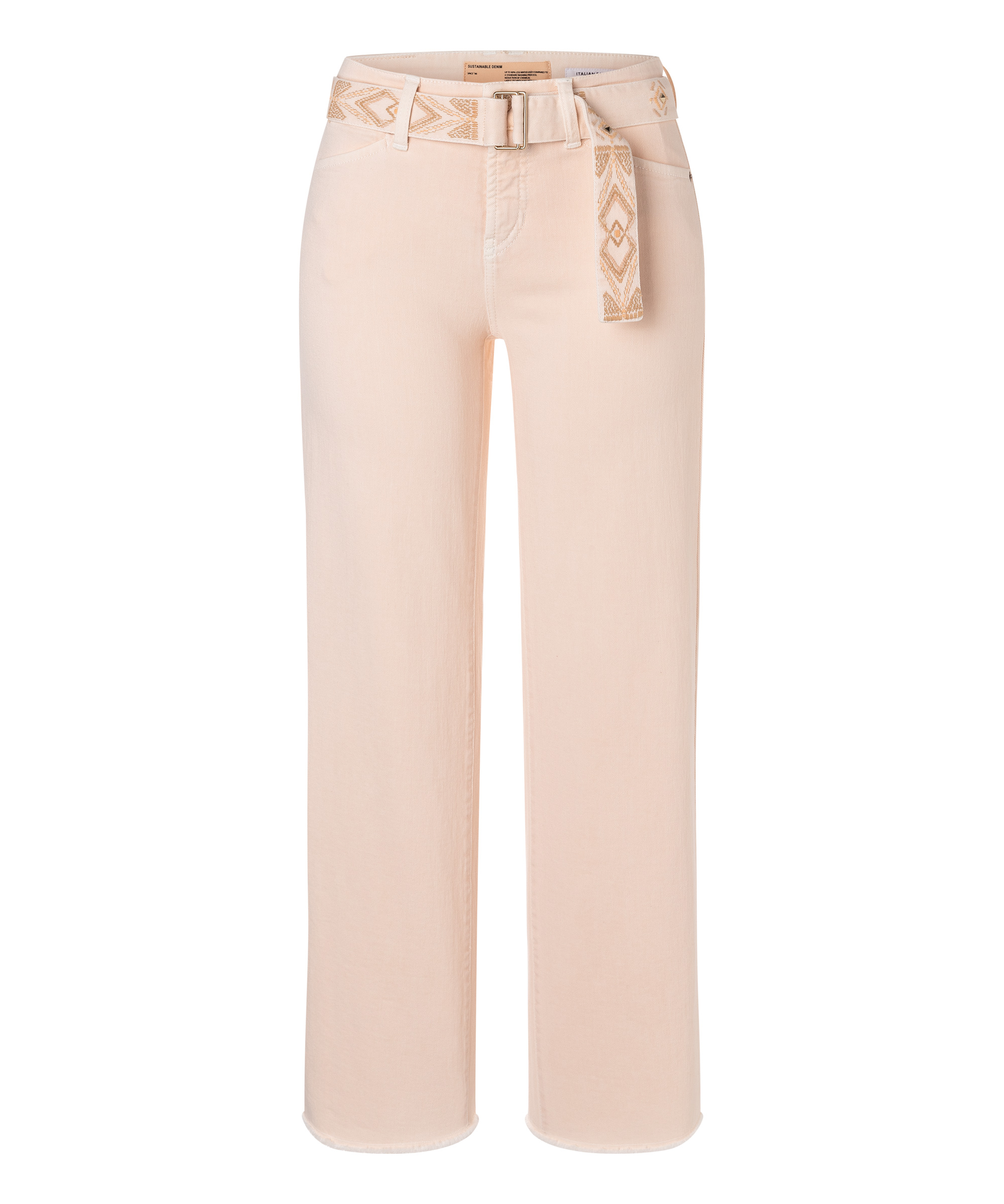 Cambio Jeans Christie ECO FADED ROSE