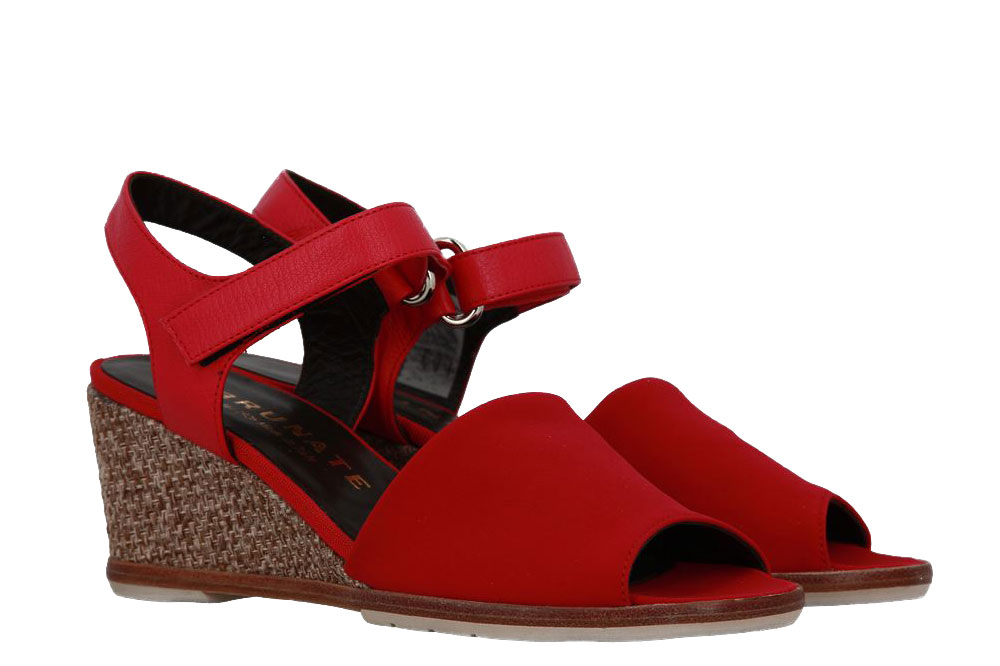 Brunate wedge sandals PANDY STEP ROSSO EPOQUE ROSSO