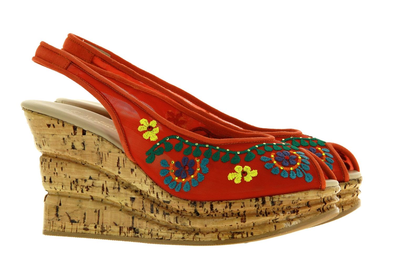 Fernando Pensato sandals ANIKA RETE ROSSA BALI