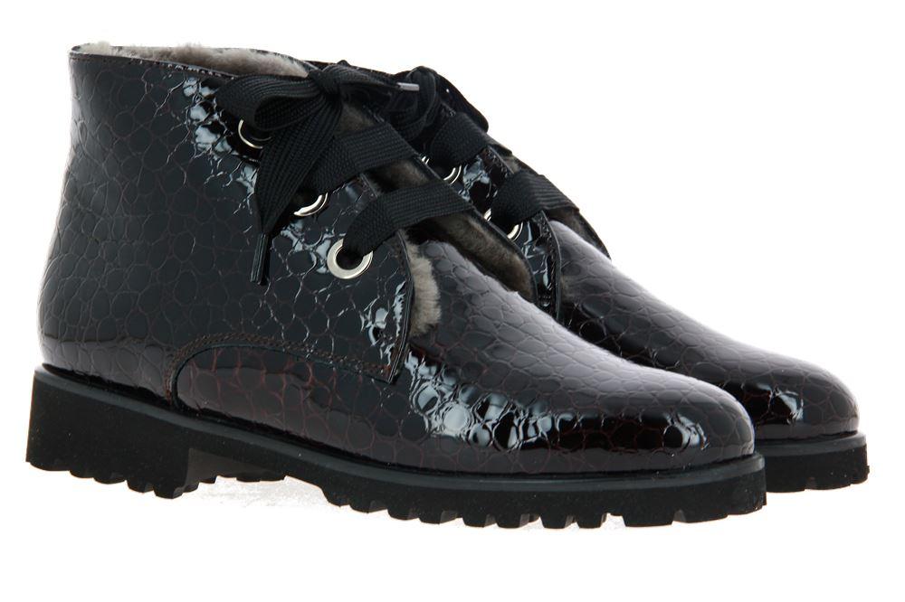 Gabriele ankle boots lined GIADA NILO MARRONE