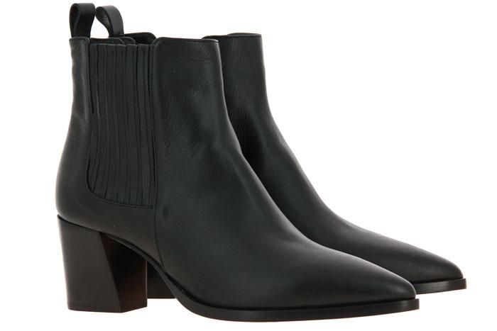 Pomme D'Or ankle boots KARLIE SETA NERO