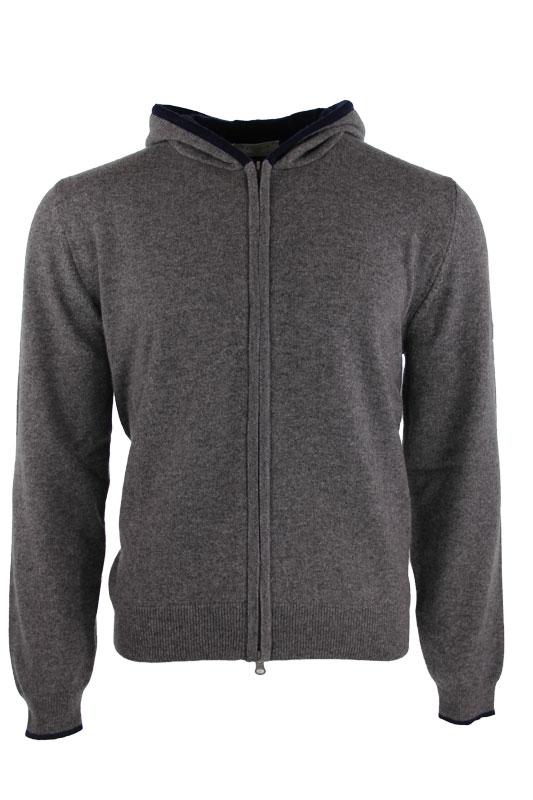 Vadrony jacket GIACCA CACHEMIRE GREY