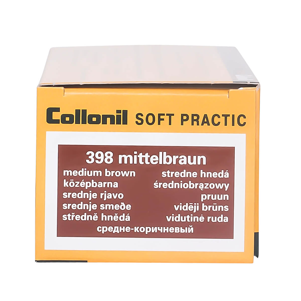 Collonil Creme SOFT PRACTIC brown