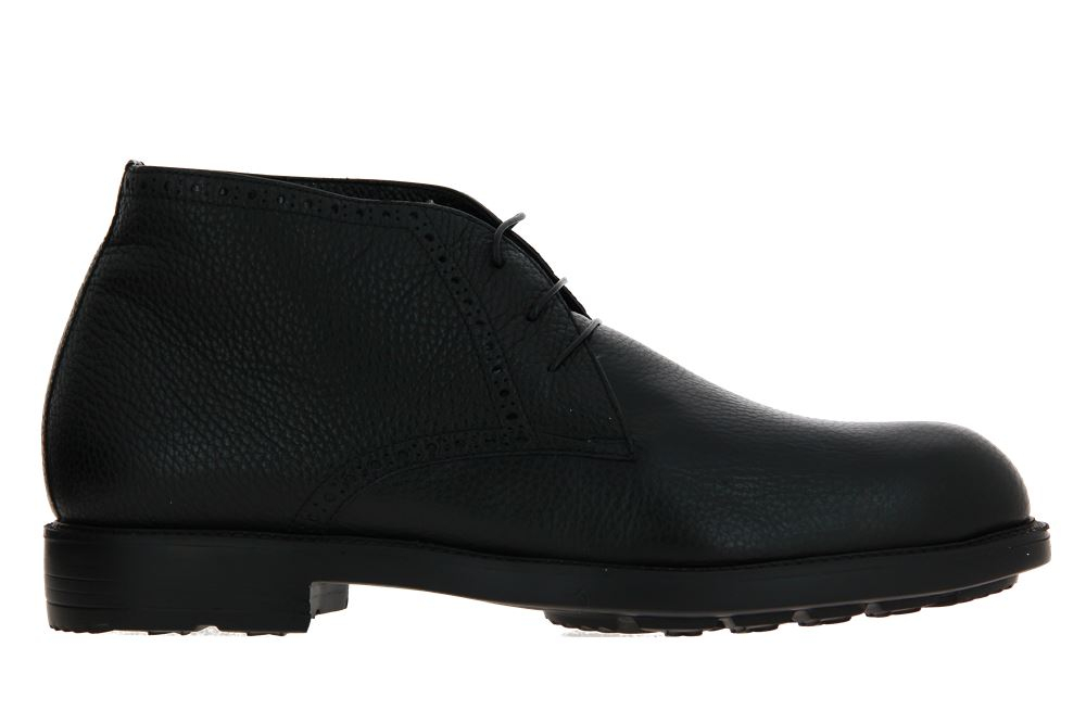 Moreschi ankle boots lined ADRIA NERO